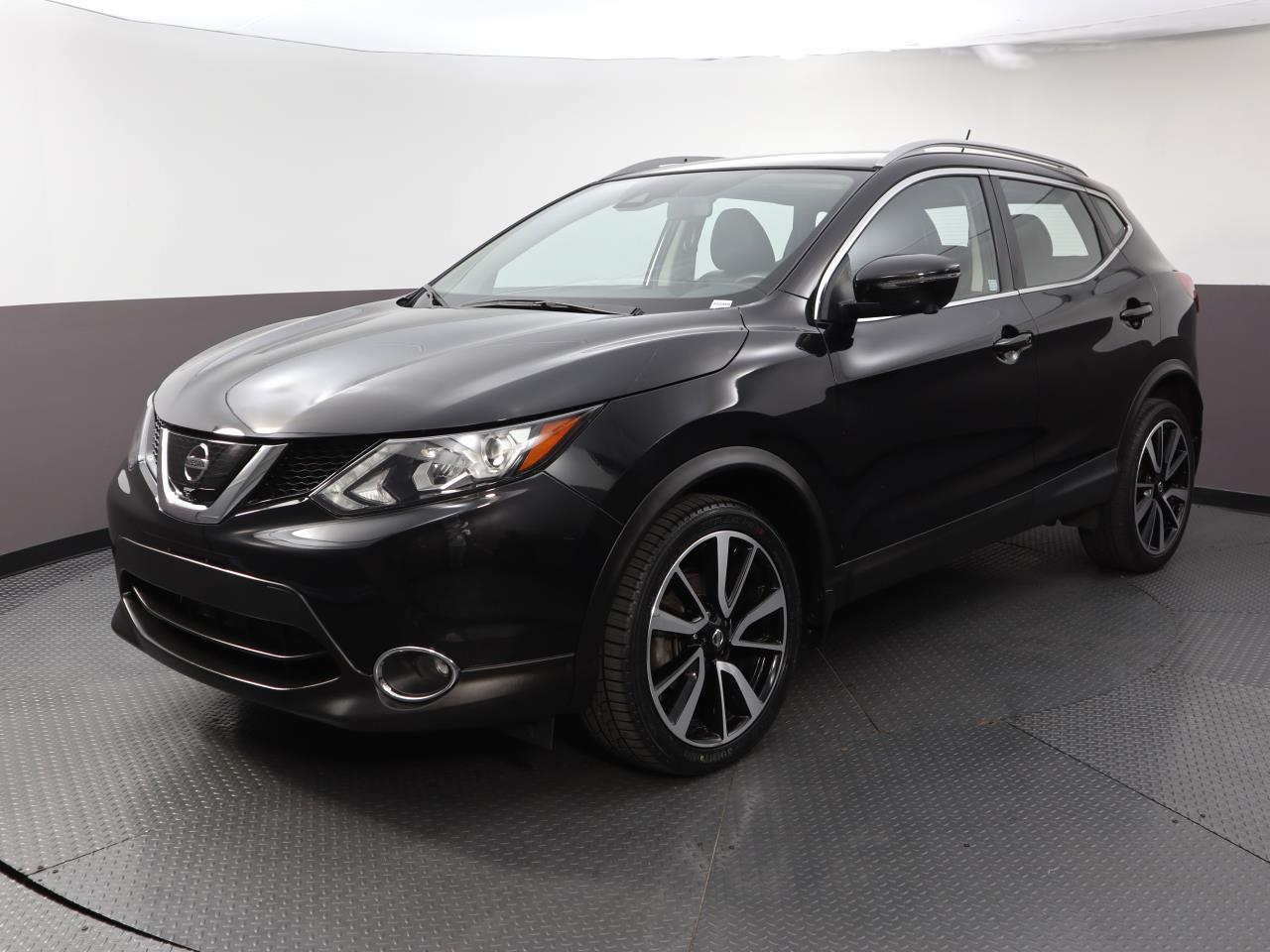 Used NISSAN ROGUE-SPORT 2017 WEST PALM SL