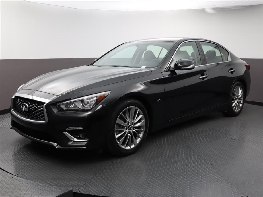 Used INFINITI Q50 2018 WEST PALM 3.0T LUXE