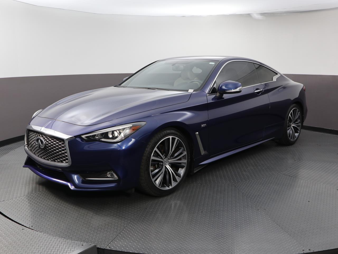 Used INFINITI Q60 2017 WEST PALM 3.0T PREMIUM