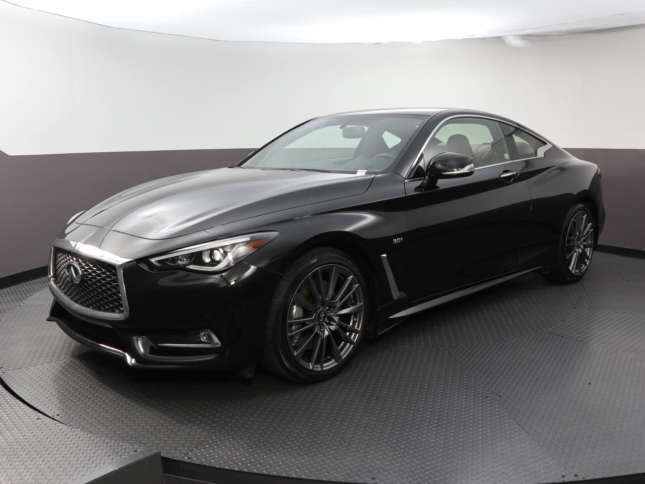 Used INFINITI Q60 2017 WEST PALM SPORT