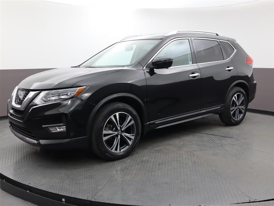 Used NISSAN ROGUE 2017 WEST PALM SL