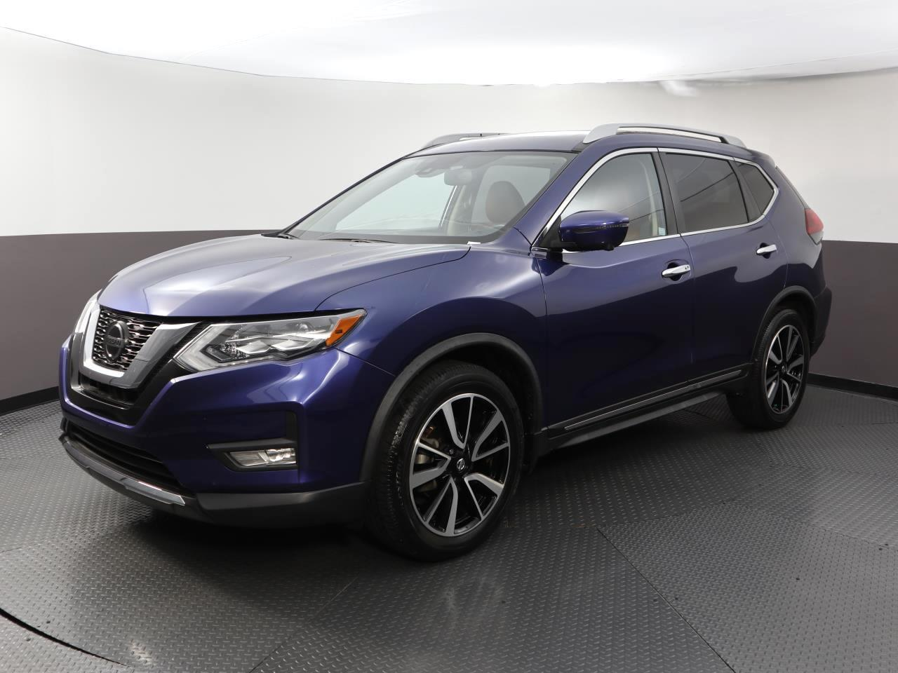 Used NISSAN ROGUE 2018 WEST PALM SL