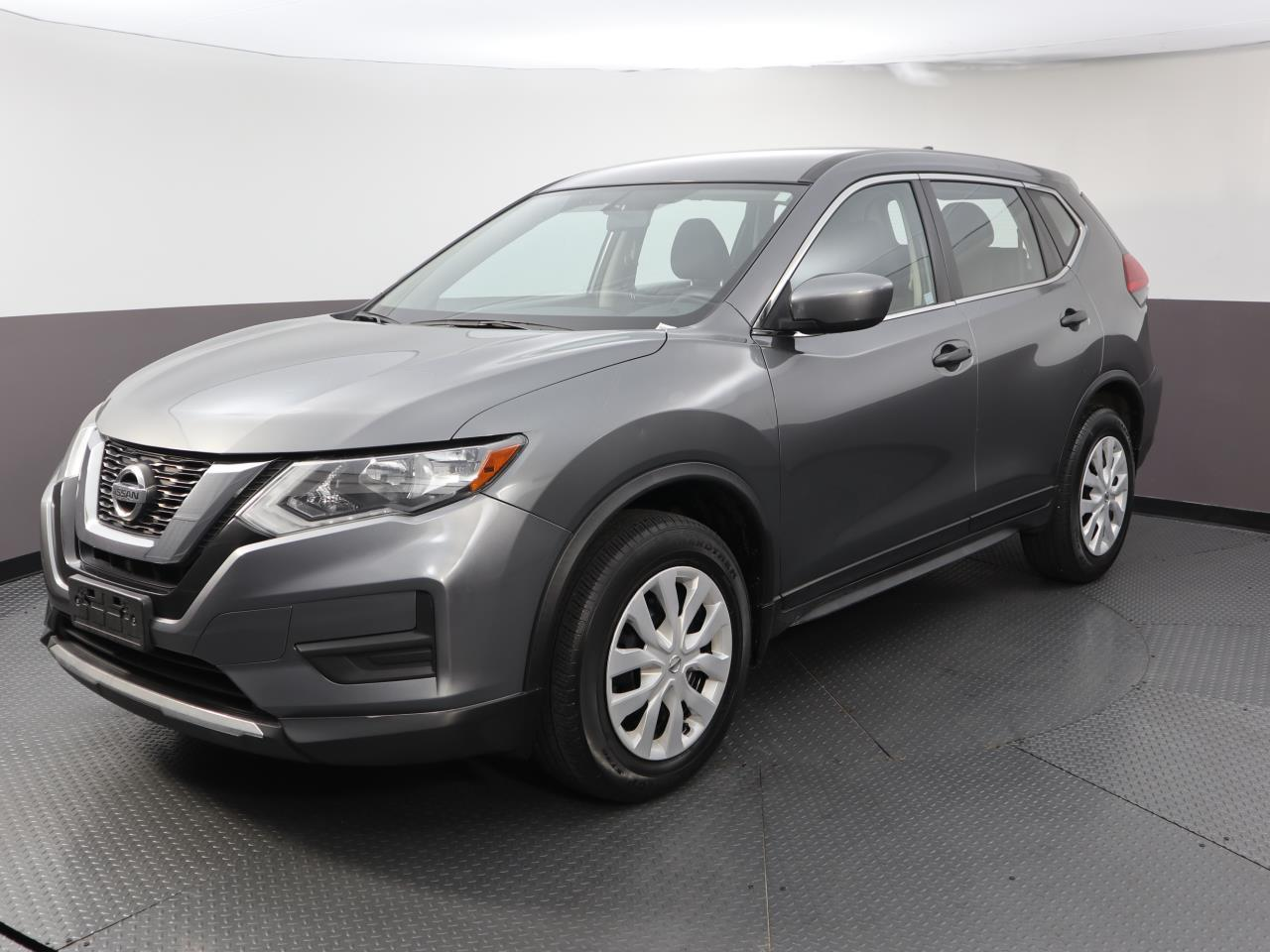 Used NISSAN ROGUE 2017 WEST PALM S