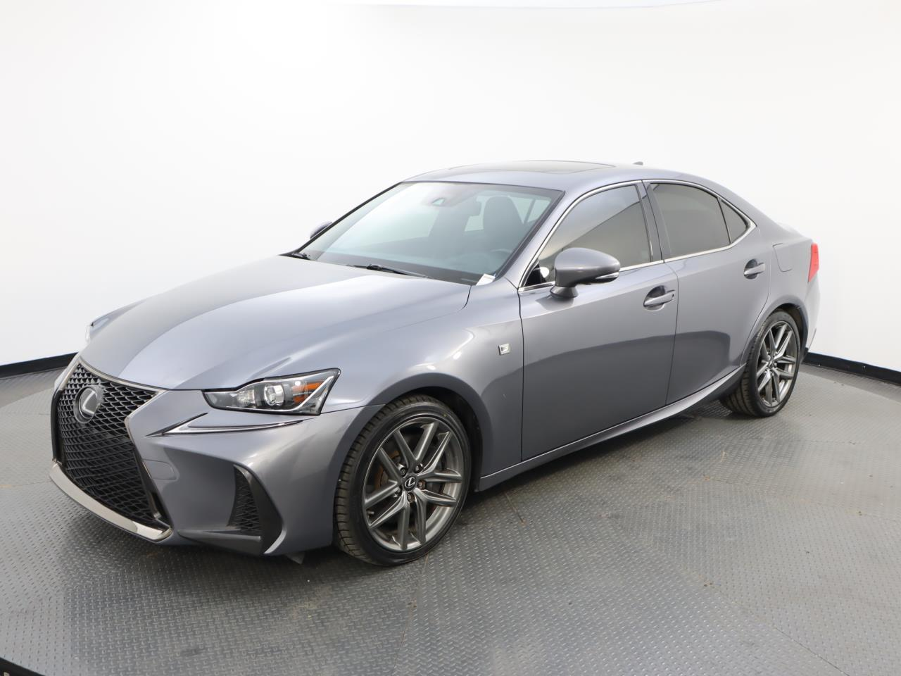 Used LEXUS IS 2017 MIAMI IS TURBO F SPORT