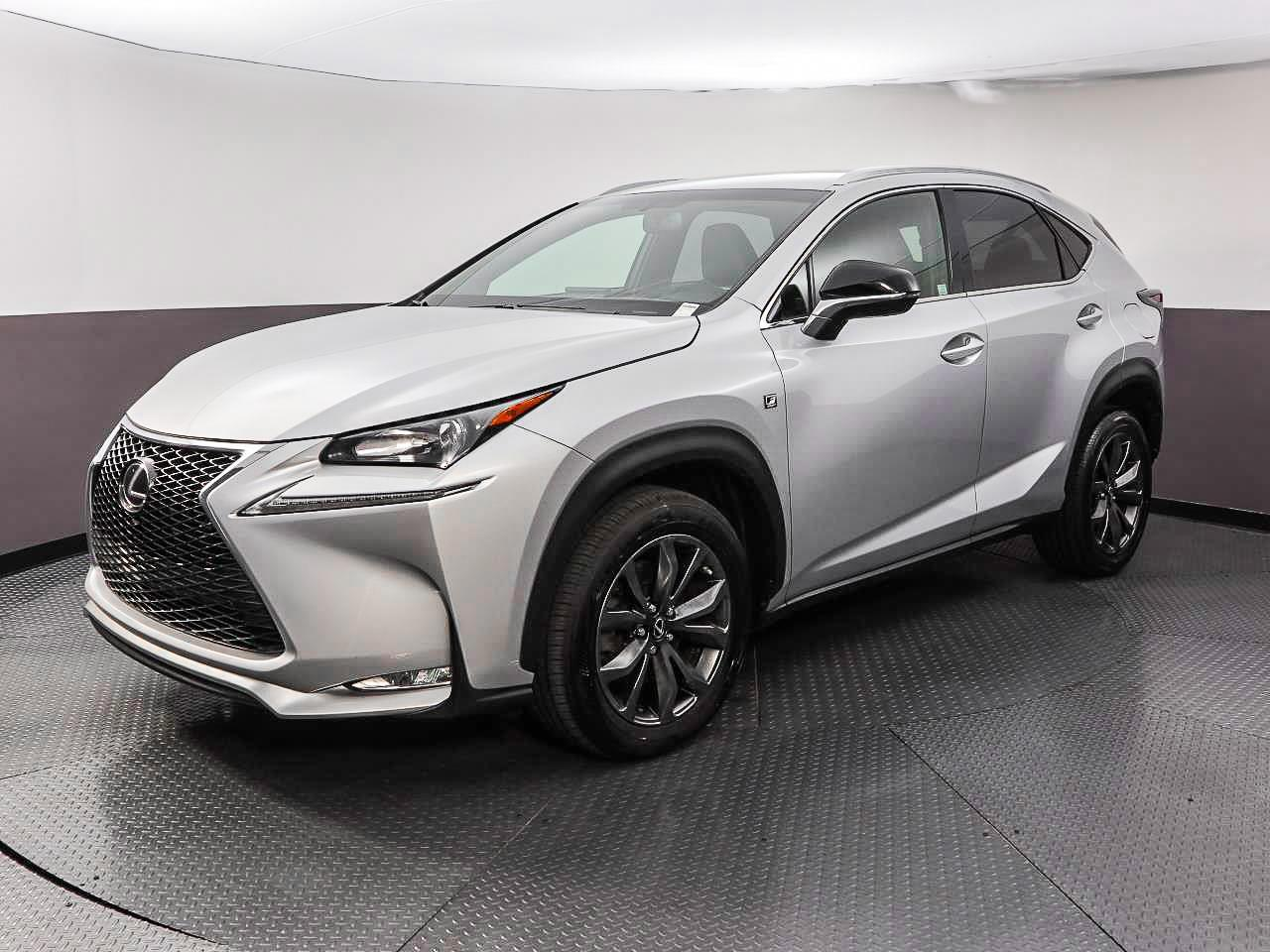 Used LEXUS NX 2017 WEST PALM NX TURBO F SPORT