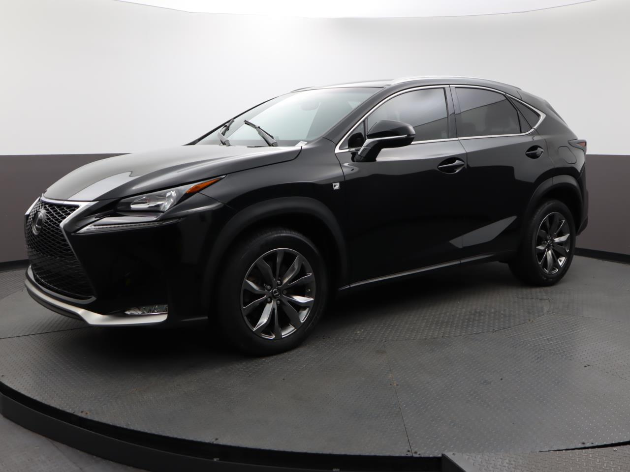 Used LEXUS NX 2017 MARGATE NX TURBO F SPORT
