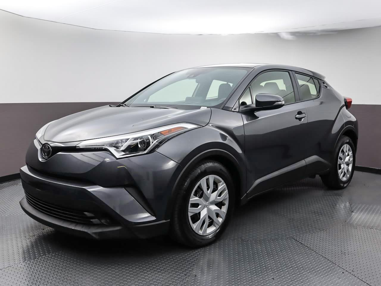 Used TOYOTA C-HR 2019 WEST PALM LE