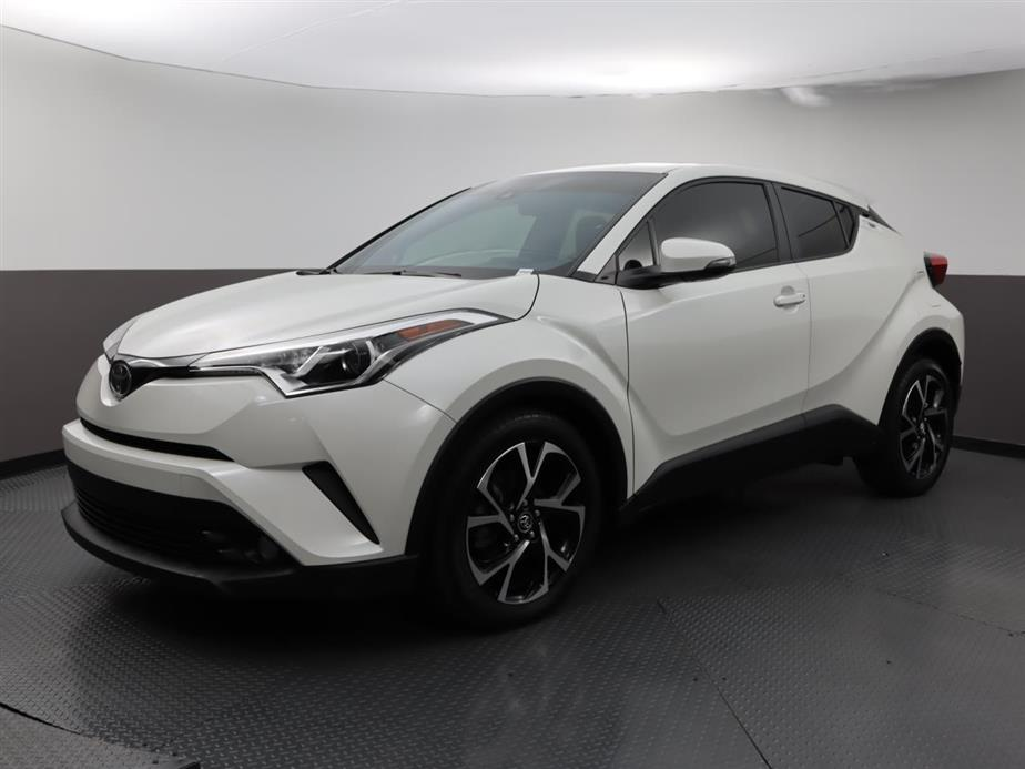 Used TOYOTA C-HR 2018 WEST PALM XLE PREMIUM