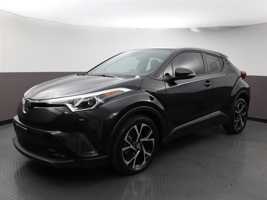 Used TOYOTA C-HR 2019 WEST PALM XLE