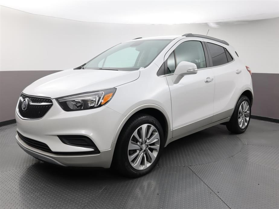 Used BUICK ENCORE 2017 WEST PALM PREFERRED
