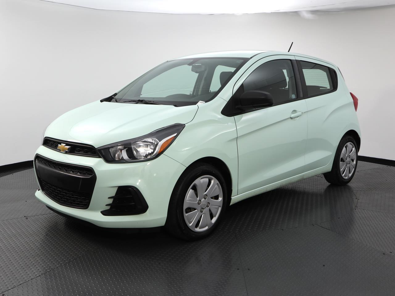 Used CHEVROLET SPARK 2018 WEST PALM LS