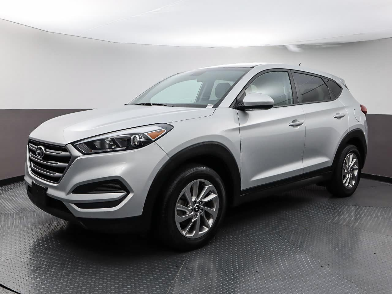 Used HYUNDAI TUCSON 2018 WEST PALM SE