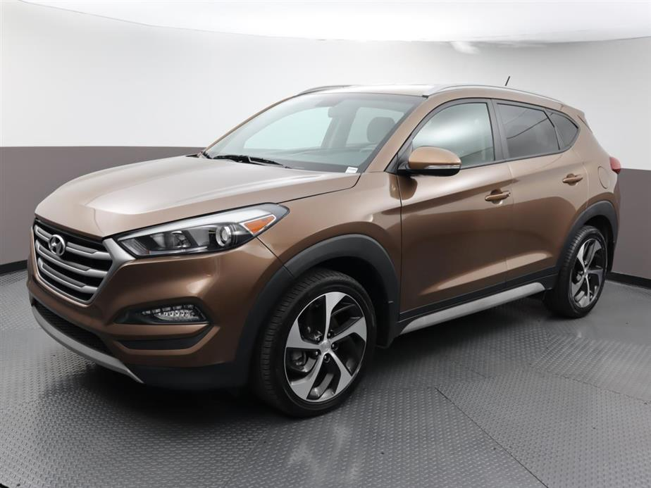 Used HYUNDAI TUCSON 2017 WEST PALM SPORT