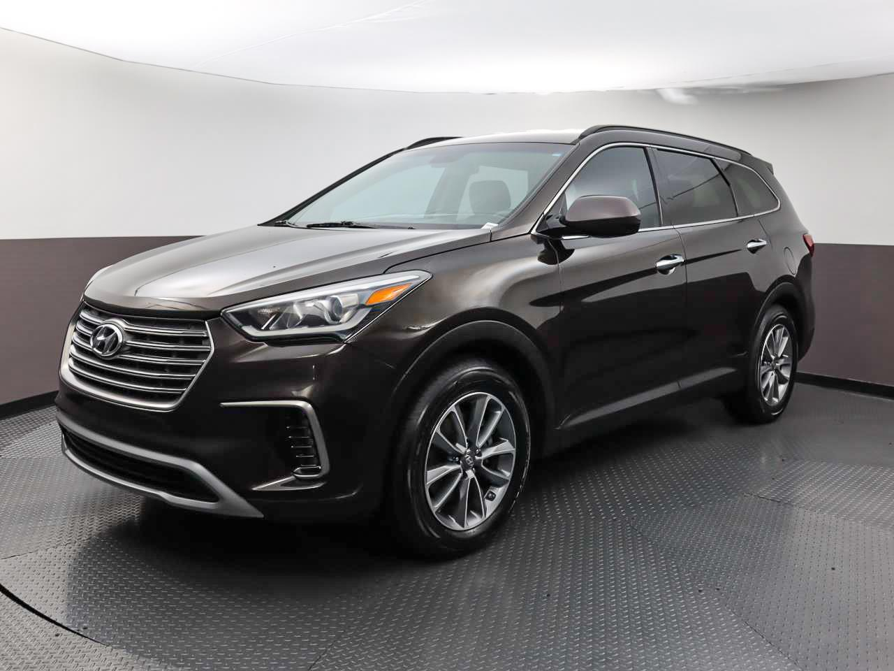 Used HYUNDAI SANTA-FE 2017 WEST PALM SE