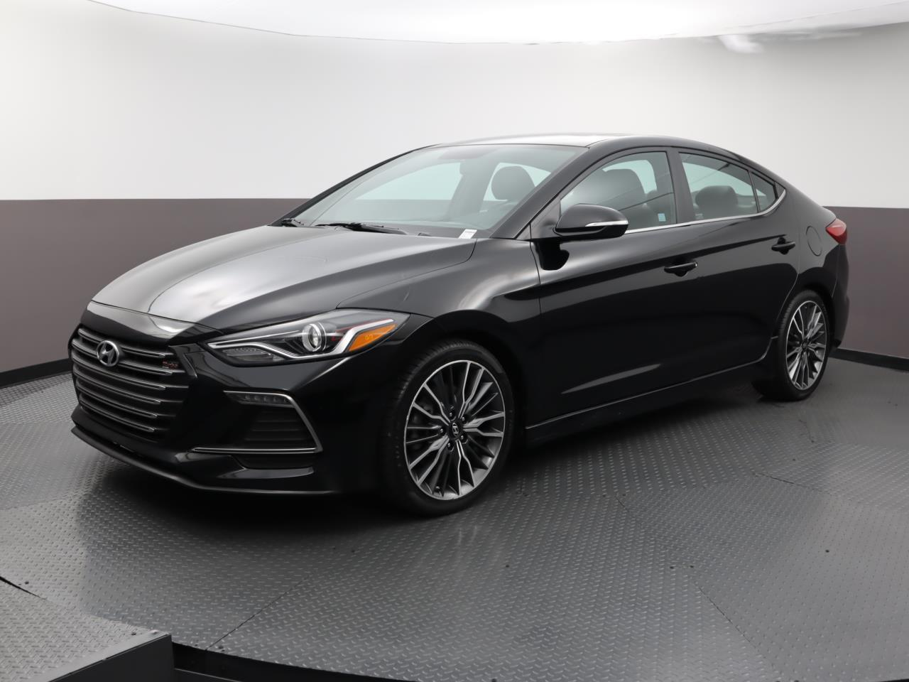 Used HYUNDAI ELANTRA 2018 WEST PALM SPORT