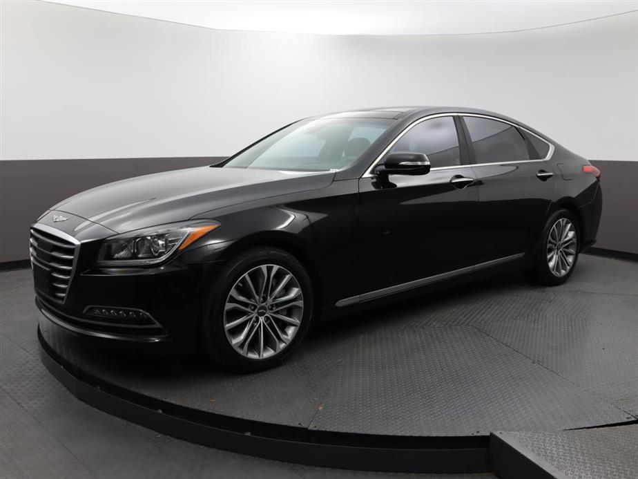 Used GENESIS G80-Ultimate 2017 MIAMI 3.8L