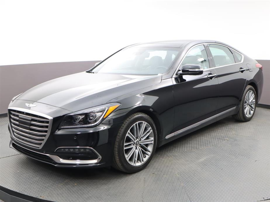 Used GENESIS G80-ULTIMATE 2018 MIAMI 3.8L