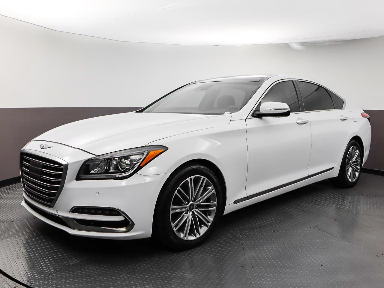 Used GENESIS G80-PREMIUM 2018 WEST PALM 3.8L