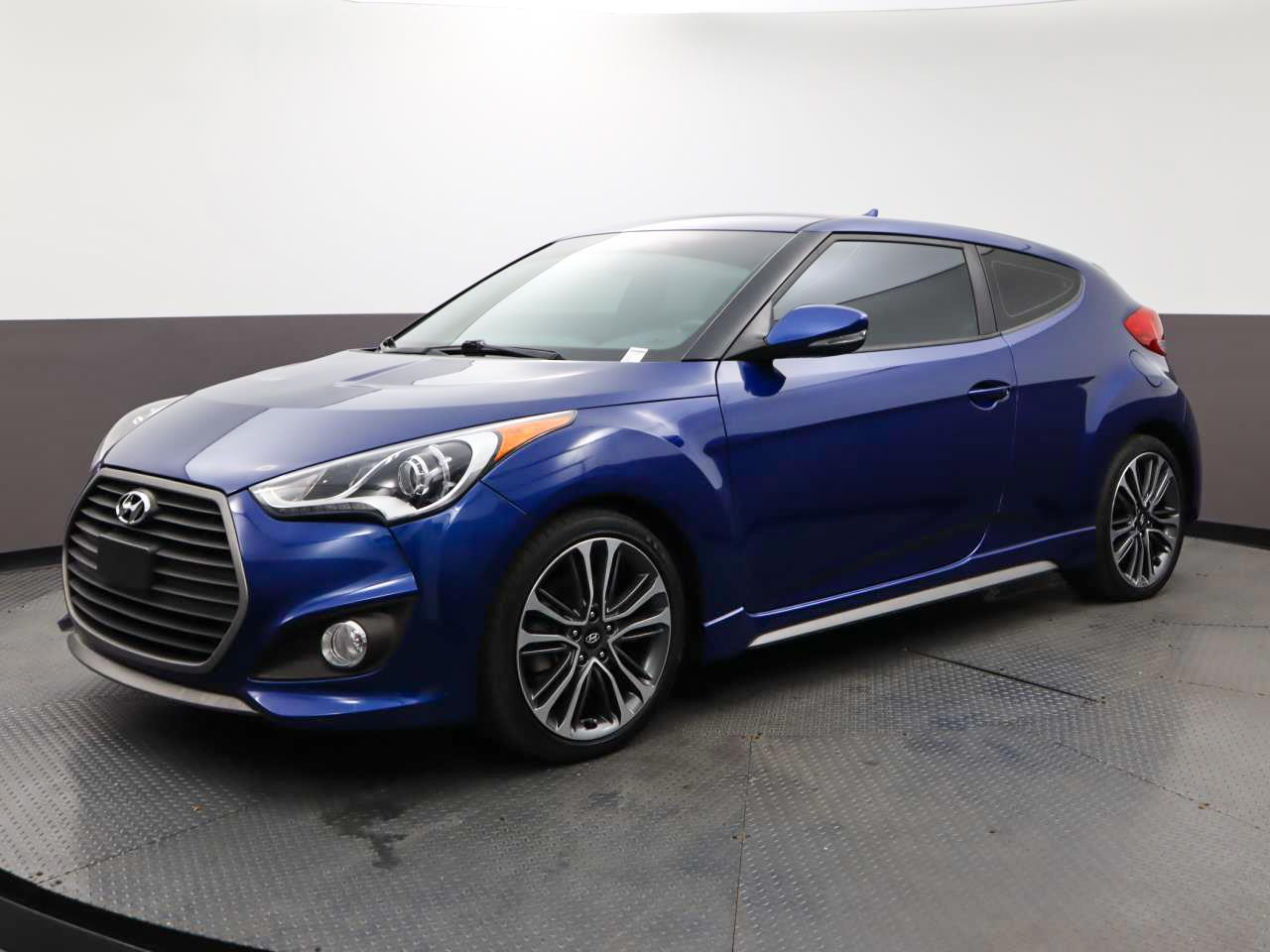 Used HYUNDAI VELOSTER 2017 MIAMI TURBO
