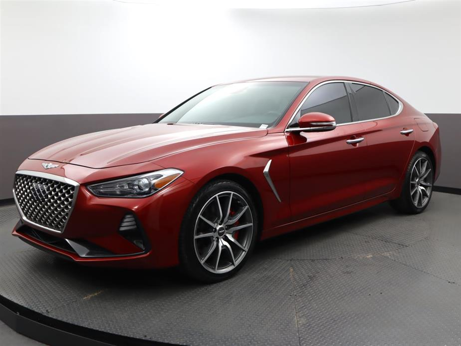Used GENESIS G70 2019 MARGATE 3.3T ADVANCED