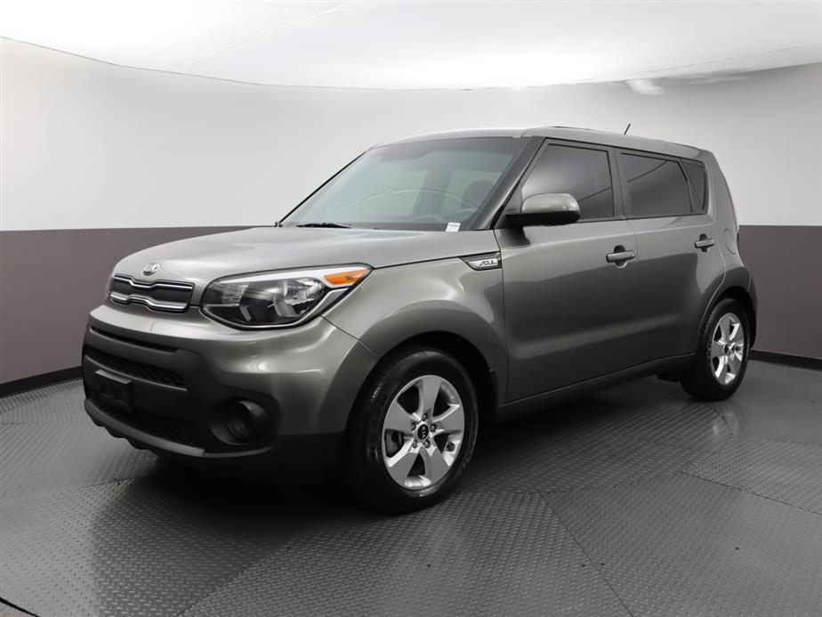 Used KIA SOUL 2017 WEST PALM BASE