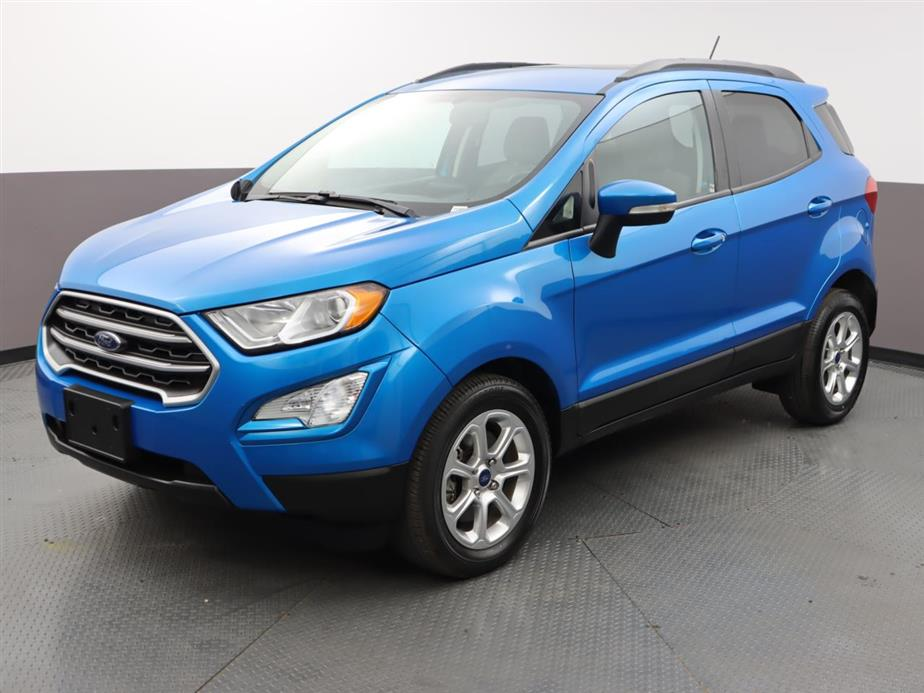 Used FORD ECOSPORT 2018 MARGATE SE