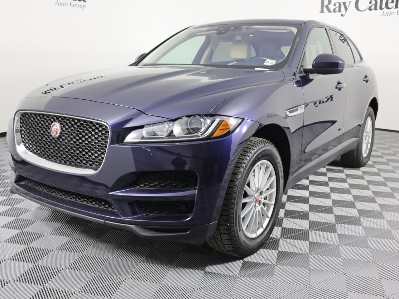 Certified Pre-Owned 2017 Jaguar F-PACE 35t AWD