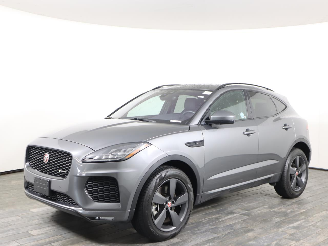 Certified Pre-Owned 2020 Jaguar E-PACE P250 AWD Checkered Flag Edition