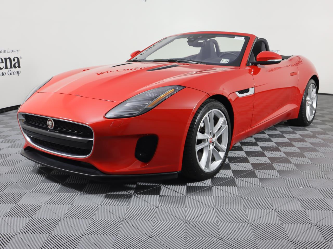 Certified Pre-Owned 2018 Jaguar F-TYPE Base