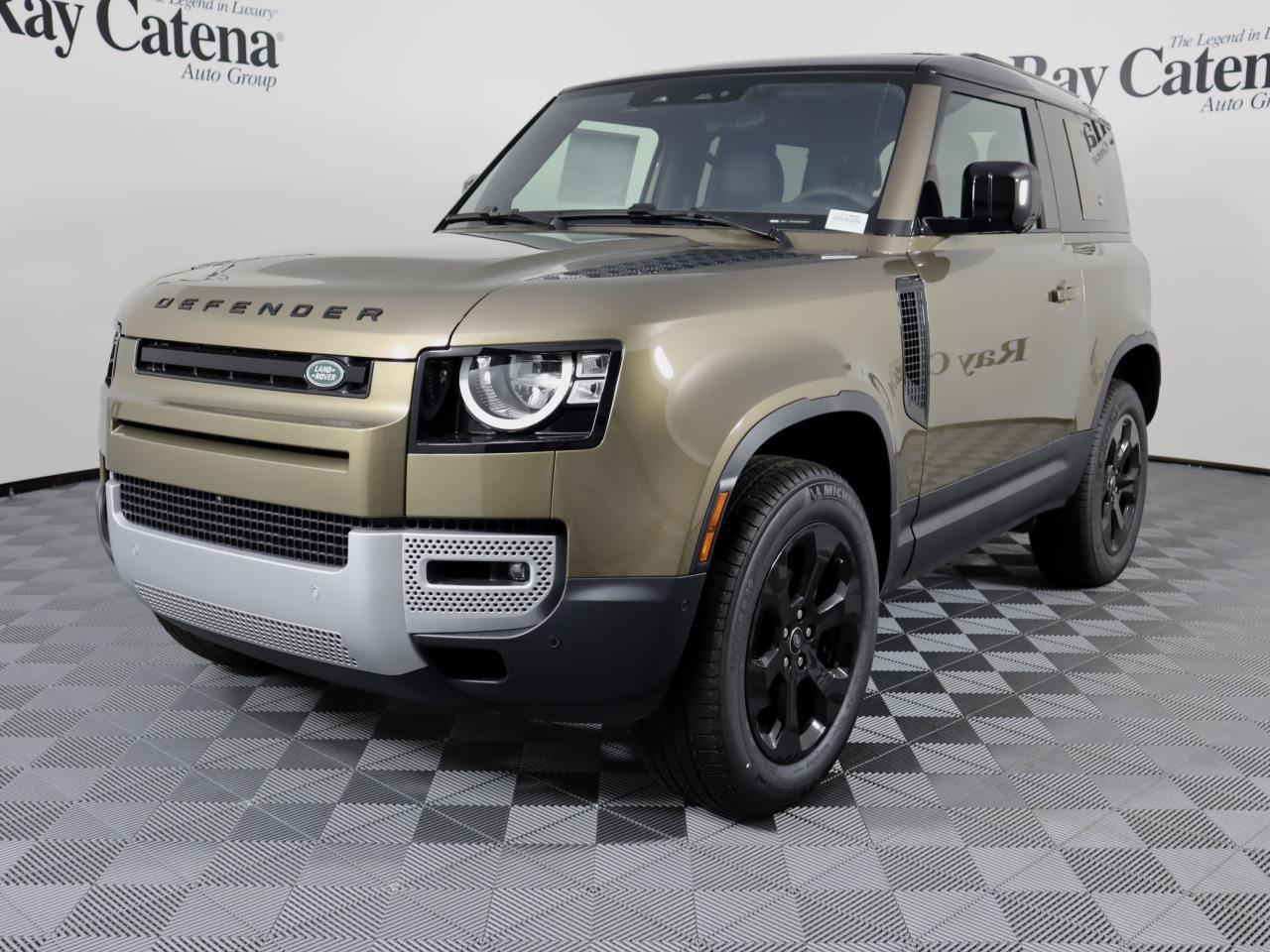 New 2021 Land Rover Defender 90