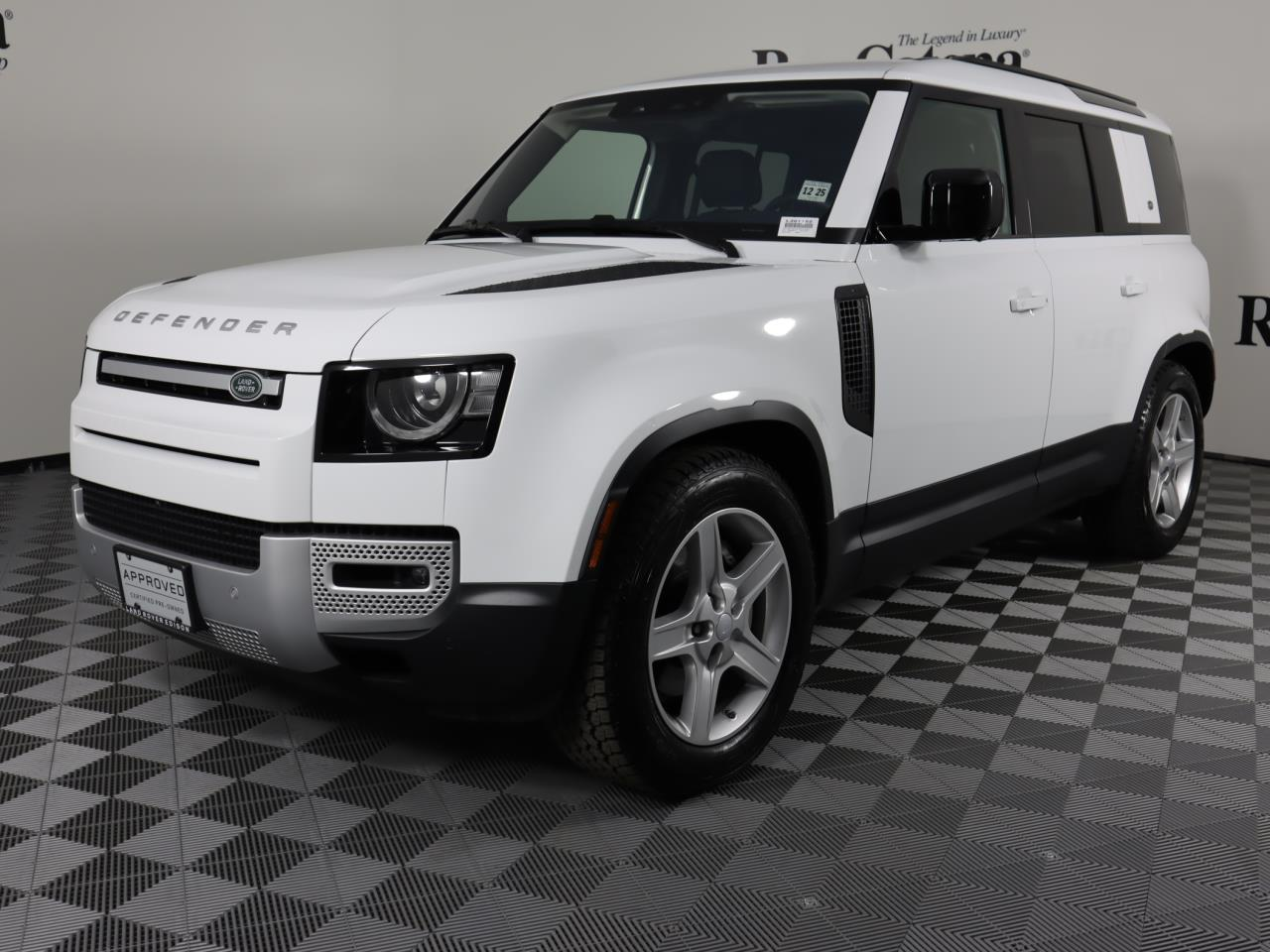 Certified Pre-Owned 2020 Land Rover Defender 110 SE AWD