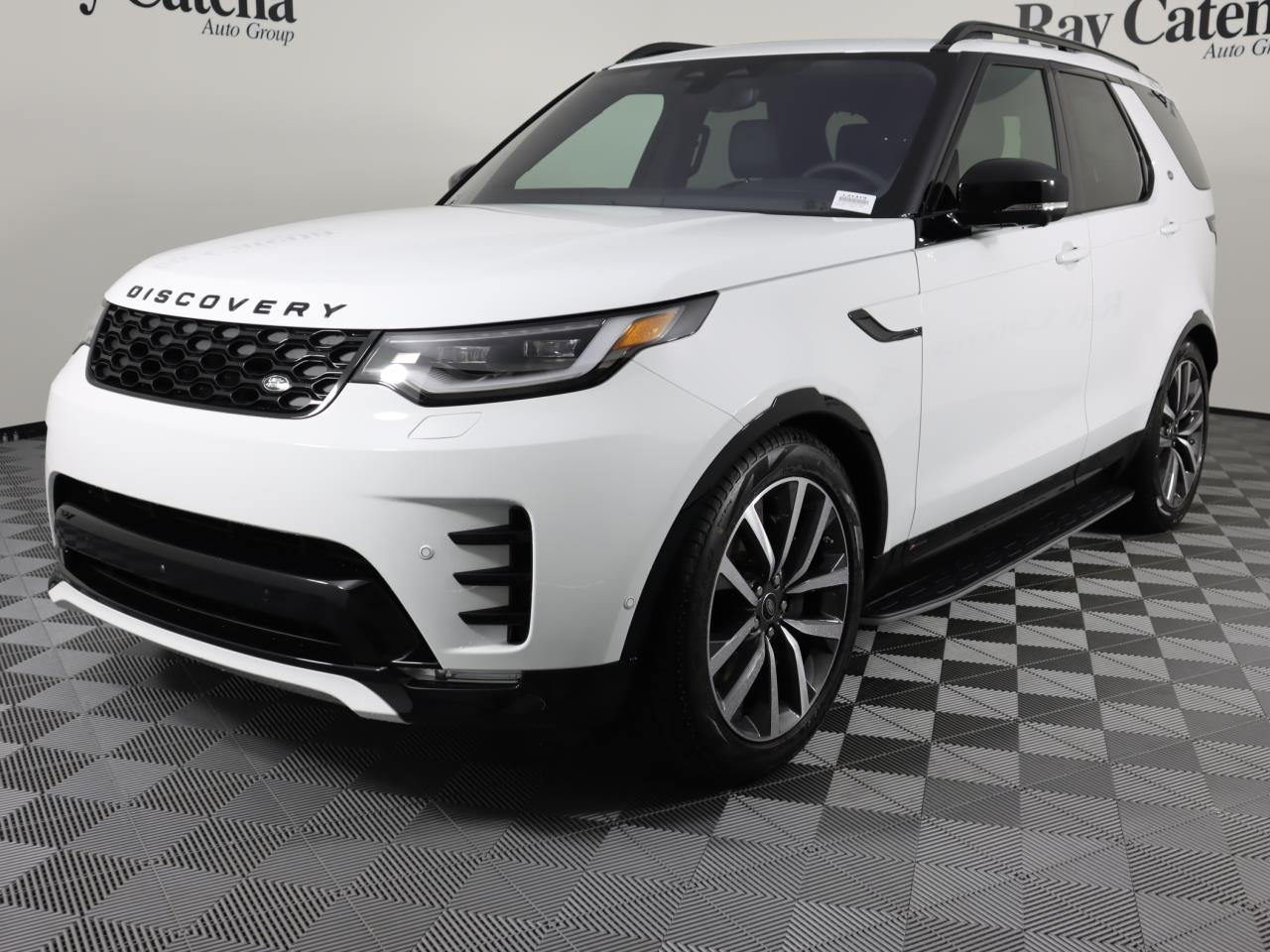 New 2021 Land Rover Discovery