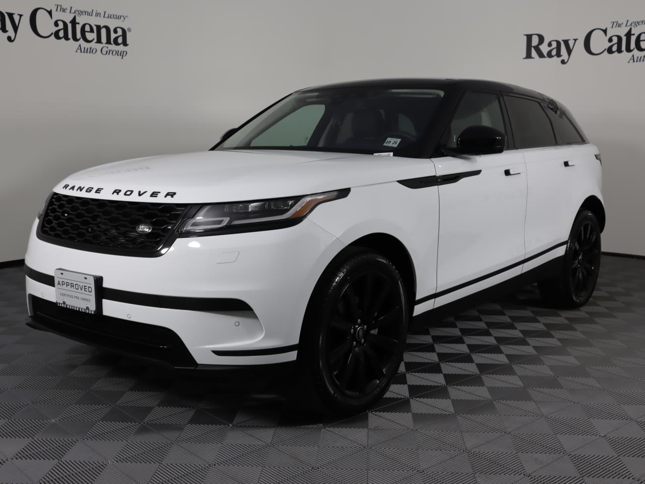 Certified Pre-Owned 2020 Land Rover Range Rover Velar P250 S
