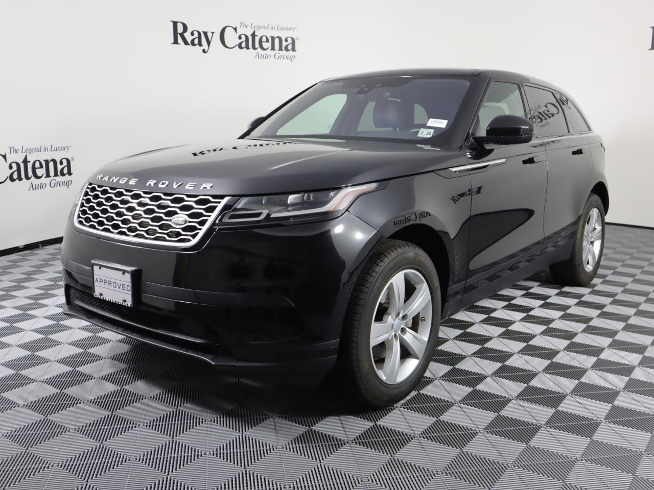 Certified Pre-Owned 2019 Land Rover Range Rover Velar P250 S