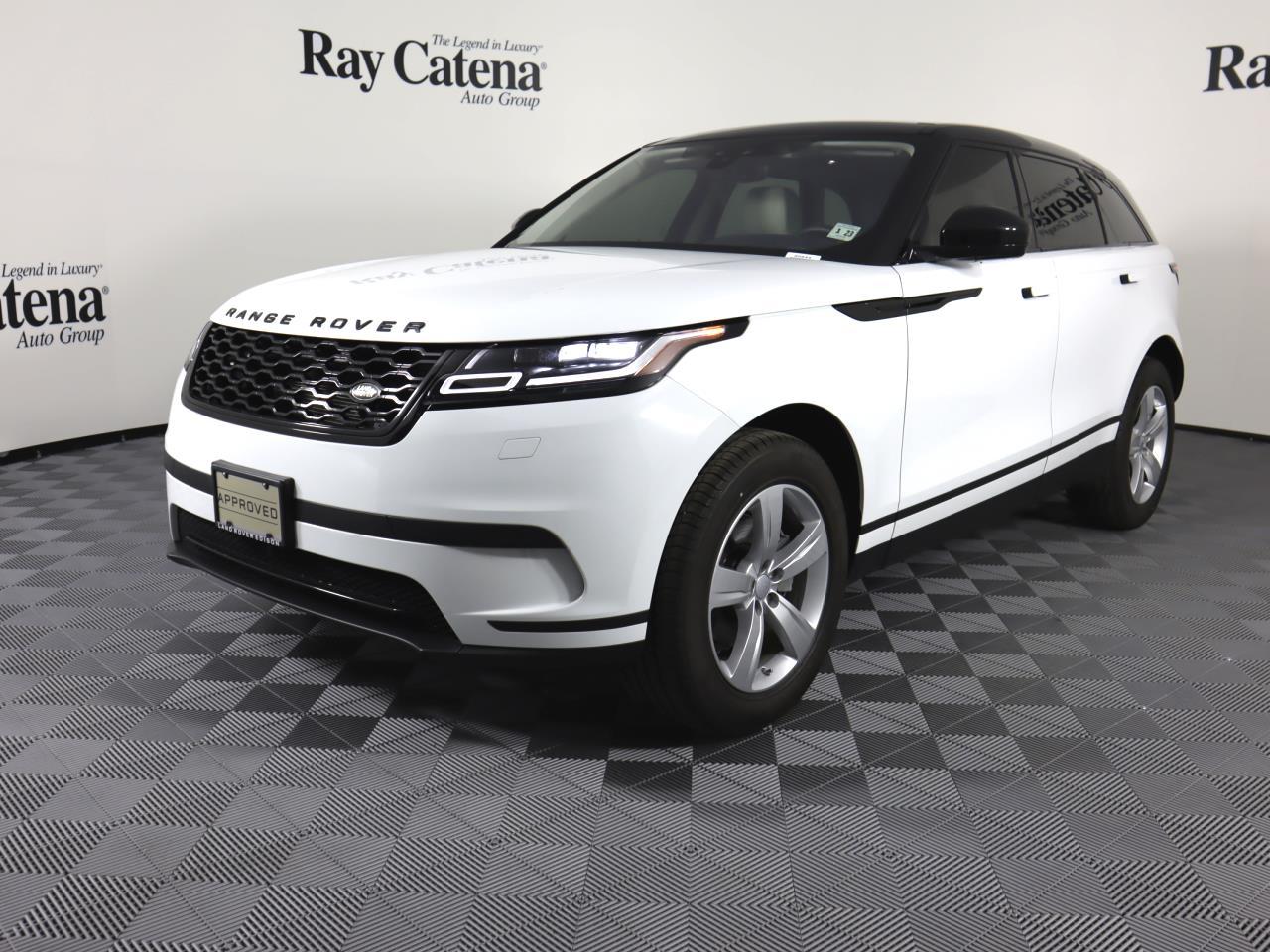 Certified Pre-Owned 2018 Land Rover Range Rover Velar P250 S