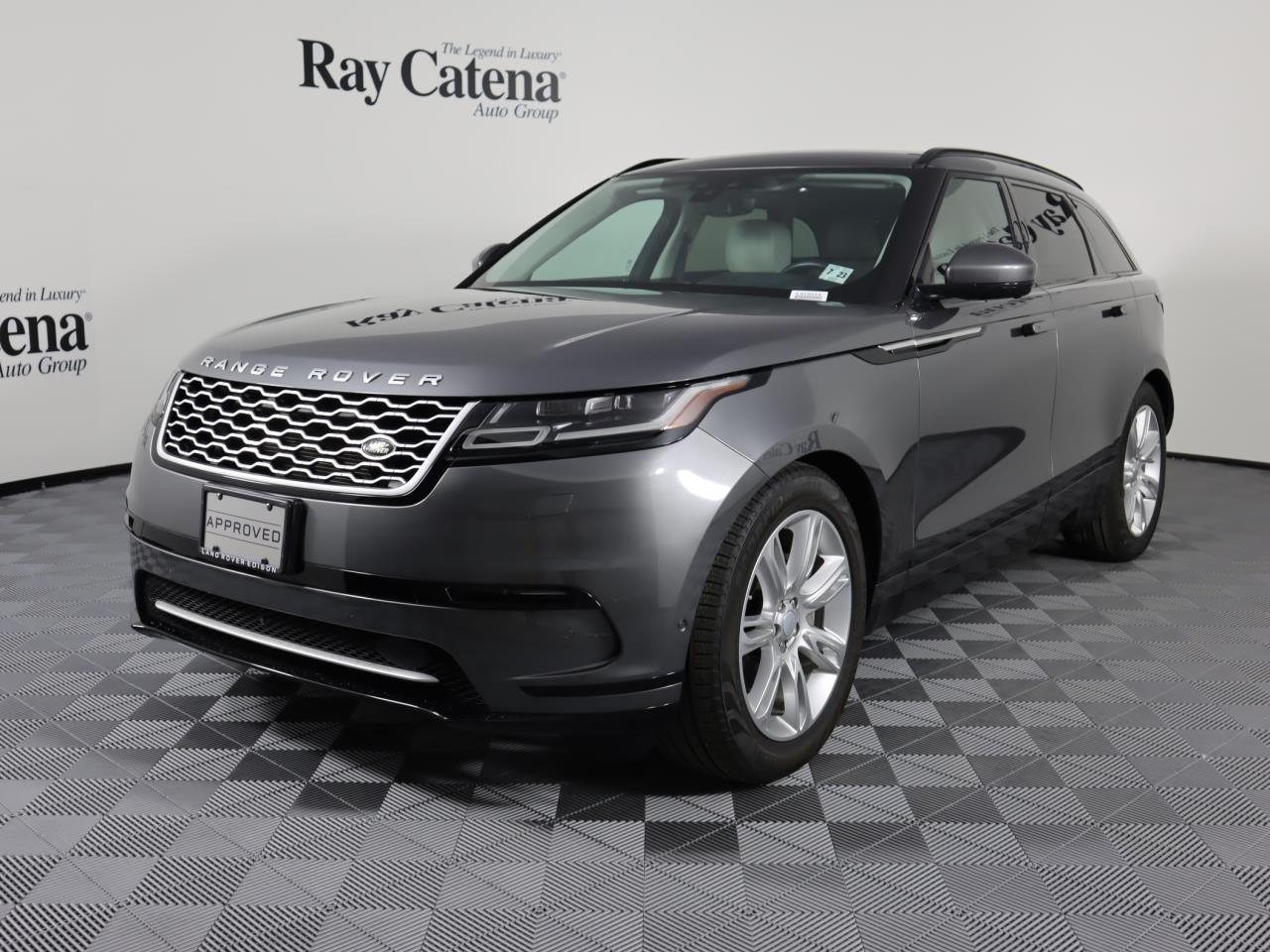 Certified Pre-Owned 2018 Land Rover Range Rover Velar P380 SE