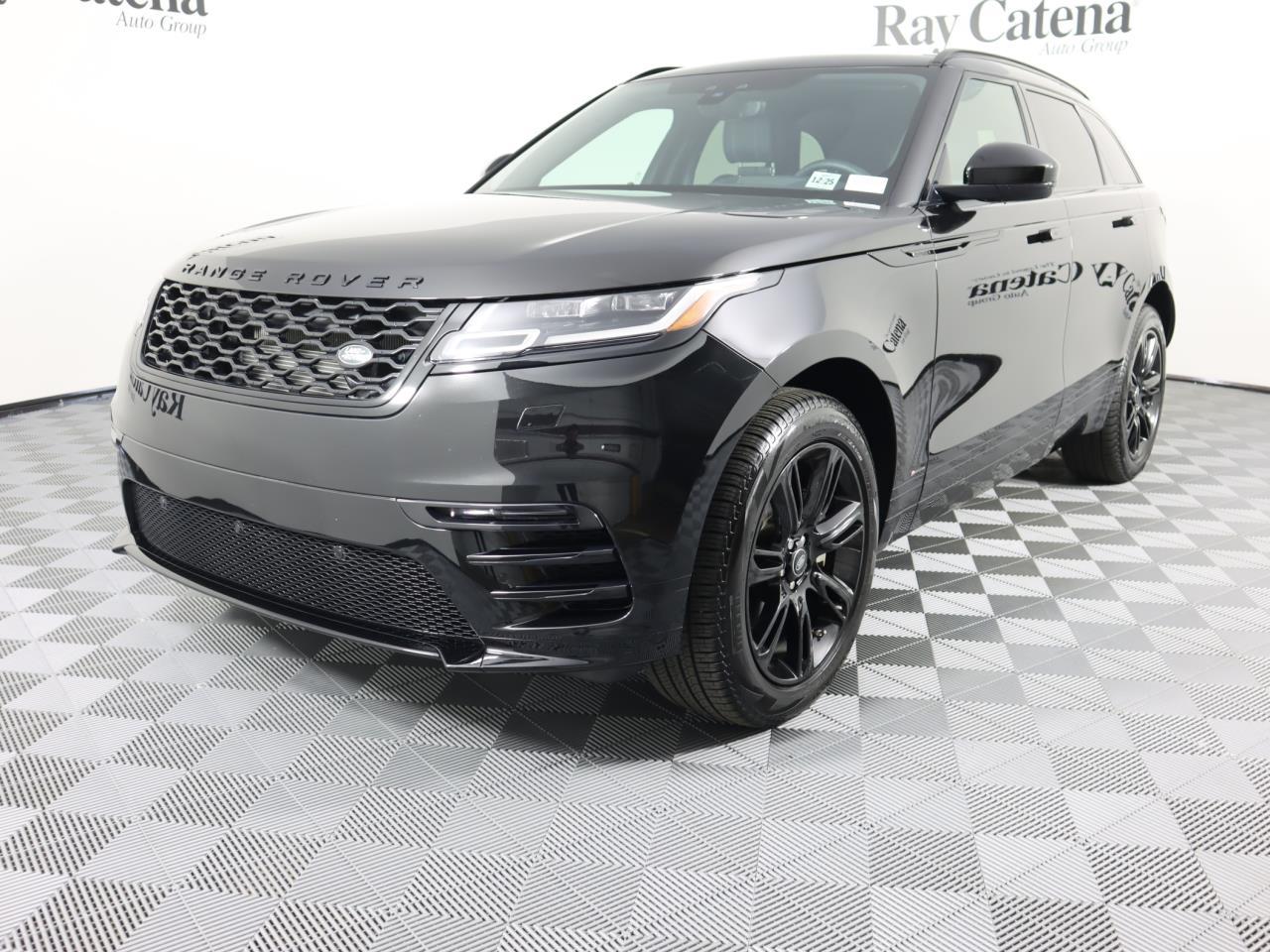 Certified Pre-Owned 2020 Land Rover Range Rover Velar P340 R-Dynamic S