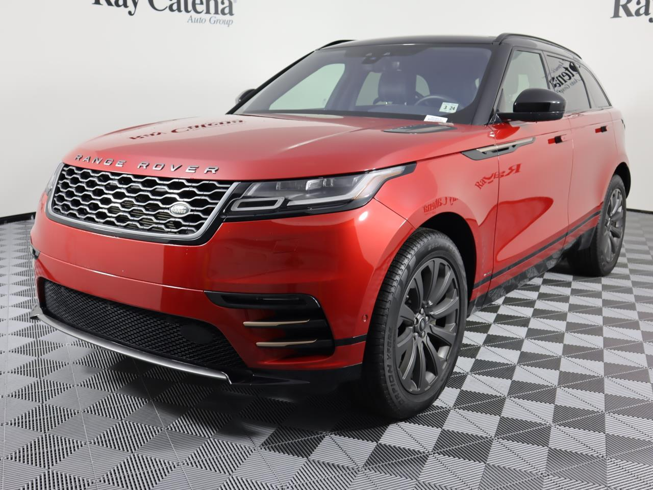 Certified Pre-Owned 2019 Land Rover Range Rover Velar P250 R-Dynamic SE