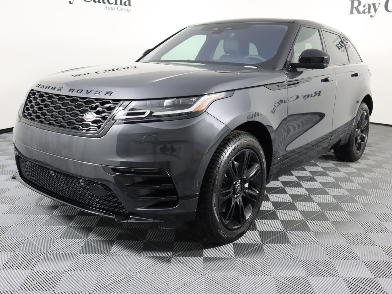 New 2021 Land Rover Range Rover Velar P250 R-Dynamic S
