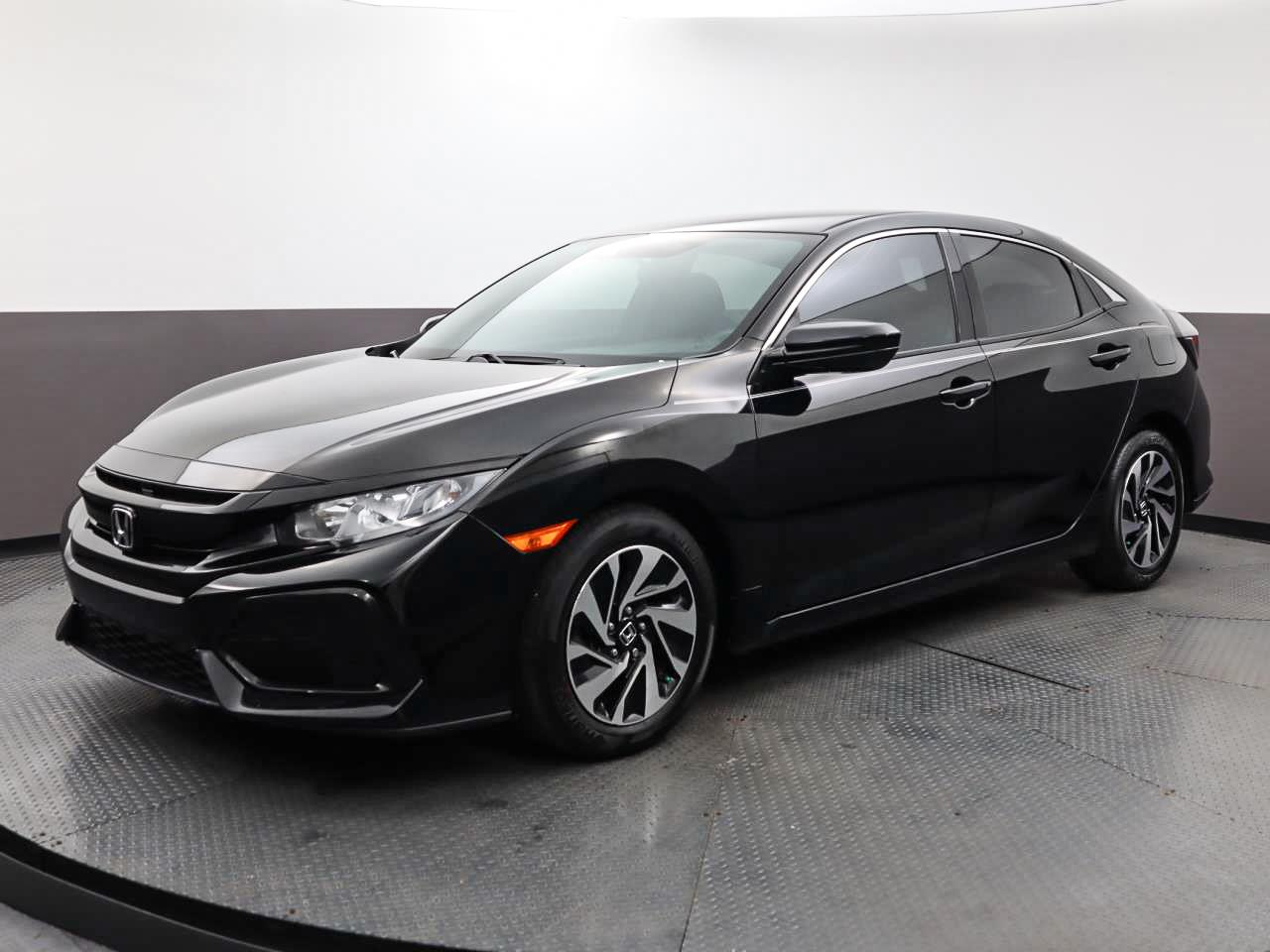 Used HONDA CIVIC-HATCHBACK 2019 MIAMI LX