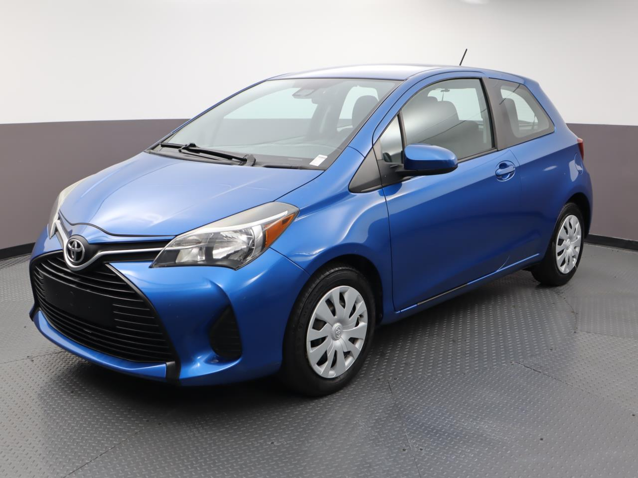 Used TOYOTA YARIS 2017 WEST PALM L