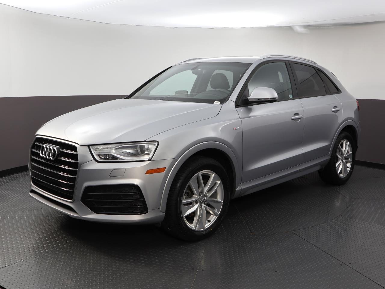 Used AUDI Q3 2018 WEST PALM PREMIUM