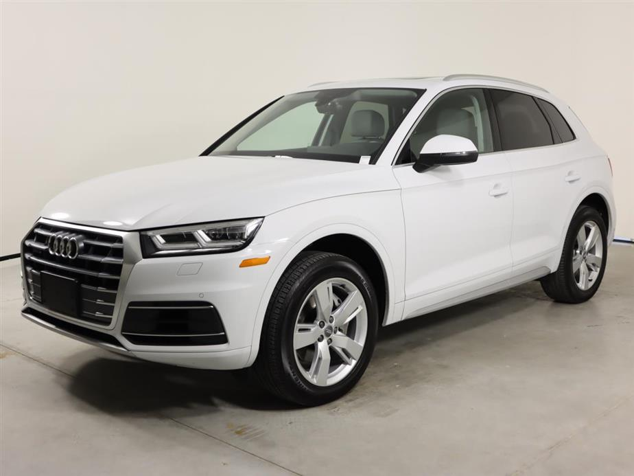 Used AUDI Q5 2019 SAN ANTONIO PREMIUM PLUS