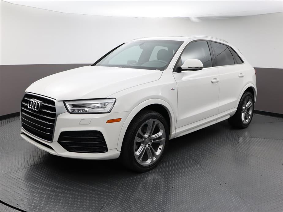 Used AUDI Q3 2016 WEST PALM PRESTIGE