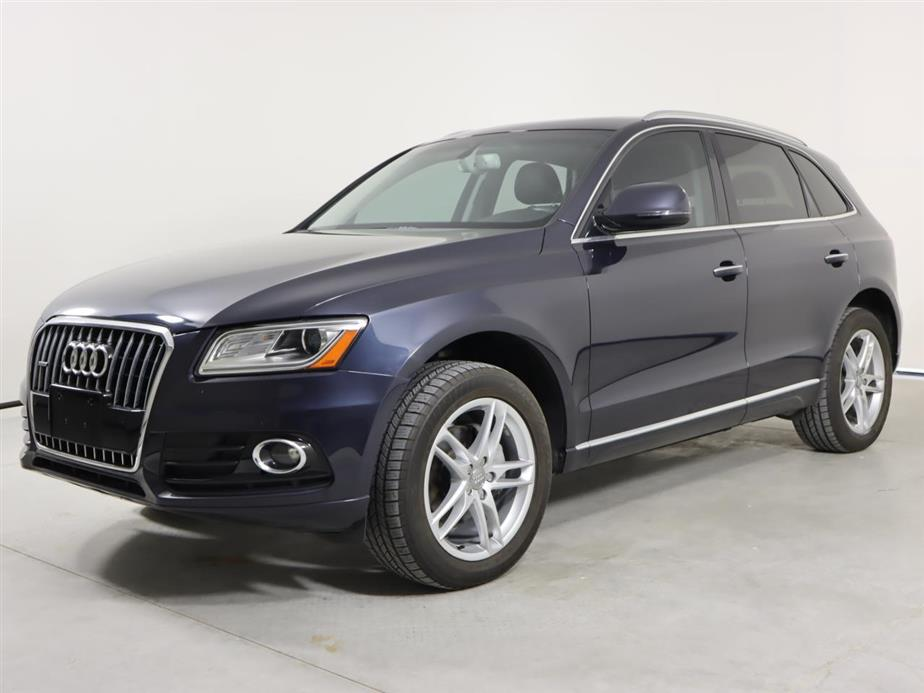 Used AUDI Q5 2017 SAN ANTONIO PREMIUM PLUS