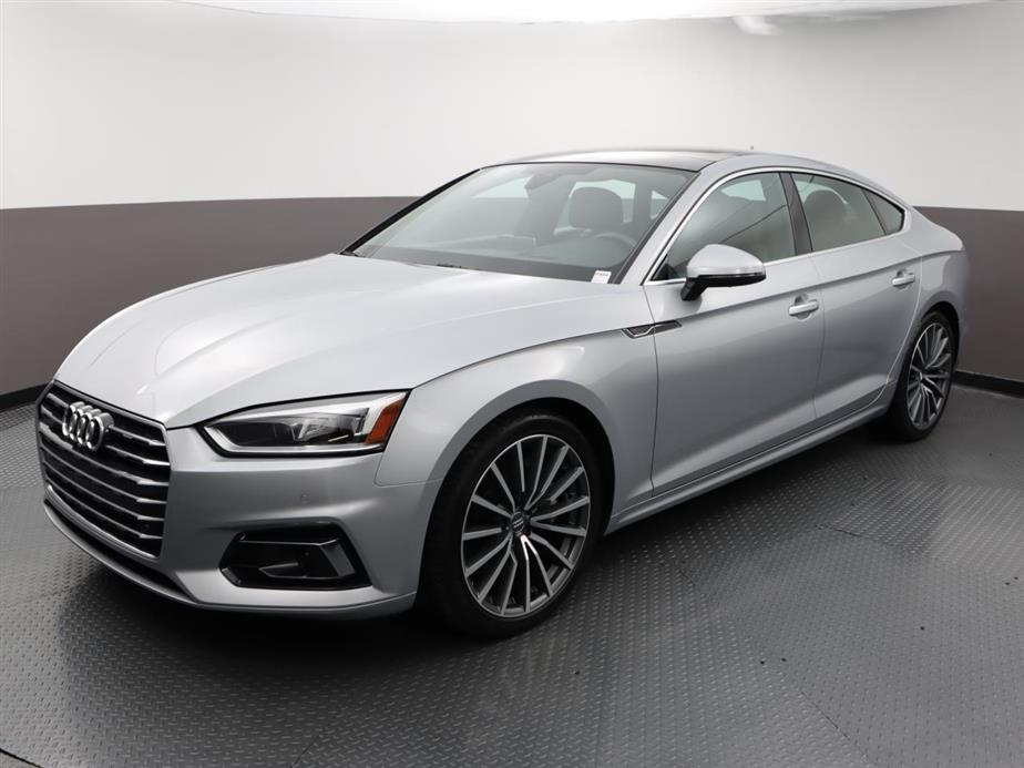 Used AUDI A5-SPORTBACK 2018 WEST PALM PRESTIGE