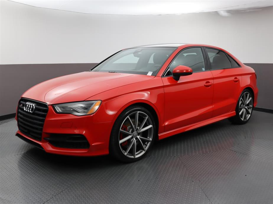 Used AUDI S3 2016 WEST PALM PRESTIGE