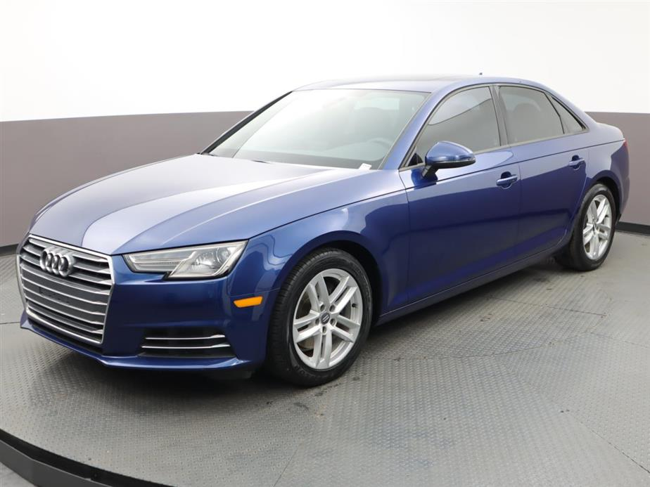 Used AUDI A4 2017 WEST PALM ULTRA PREMIUM