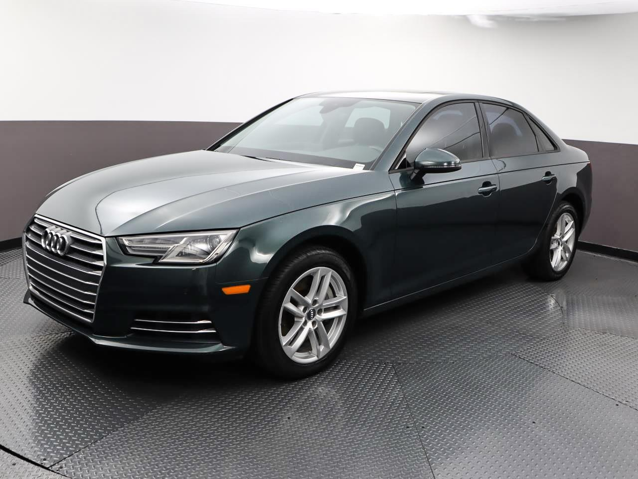 Used AUDI A4 2017 WEST PALM PREMIUM