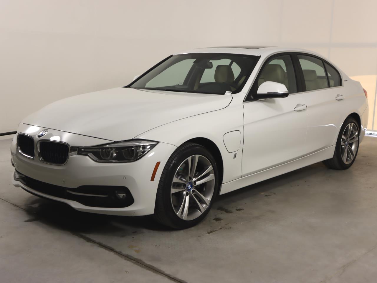 Used BMW 3-SERIES 2017 SAN ANTONIO 330E IPERFORMANCE